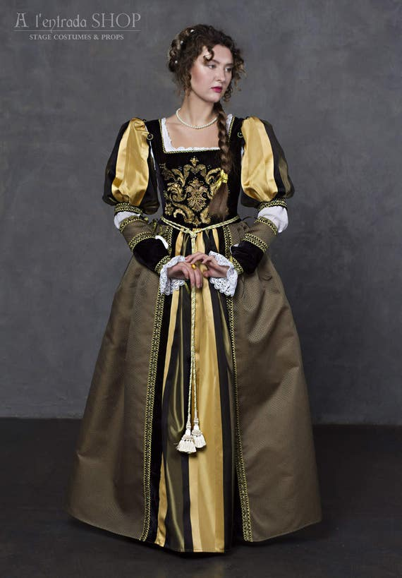 Like this item?  sc 1 st  Etsy : italian renaissance theatre costumes  - Germanpascual.Com