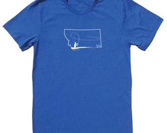 Montana Fly Fishing Shirt