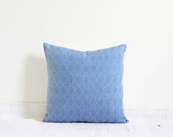 Worn Denim (Pillow Cover Only)