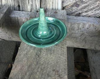 Green RINGHOLDER