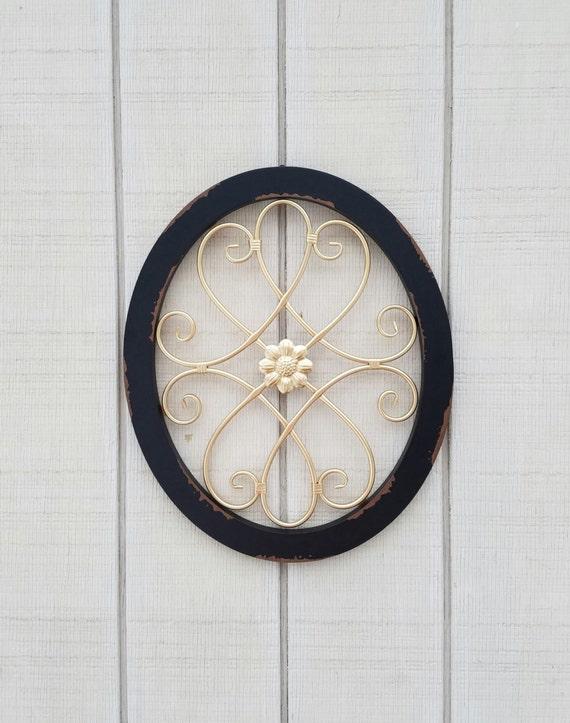 wrought iron wall art metal wall art wood metal wall art. Black Bedroom Furniture Sets. Home Design Ideas