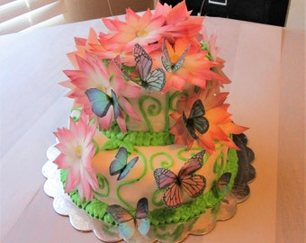Customizable, Edible Images for Cakes, Cupcakes, Toppers, Decorations!