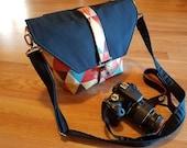 New-Camera bag-Digital SLR camera bag-Dslr camera case-purse-womens camera bag-Autumn