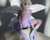 Art Doll Fairy OOAK, Sabine
