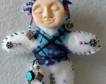 Spirit Doll - Worry Doll - Hand Made