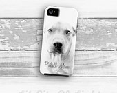 Pitbull Mom iPhone 7 Case - iPhone 6s Plus Cover - Dog iPhone 5s Case - Pitbull iPhone 7 Plus Case - iPhone 5 Case - iPhone 6s Case Pitbull