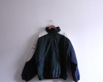 Baggy Reebok 90s Winter Coat