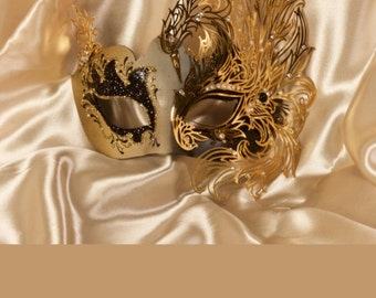 Venetian Mask | Salomé