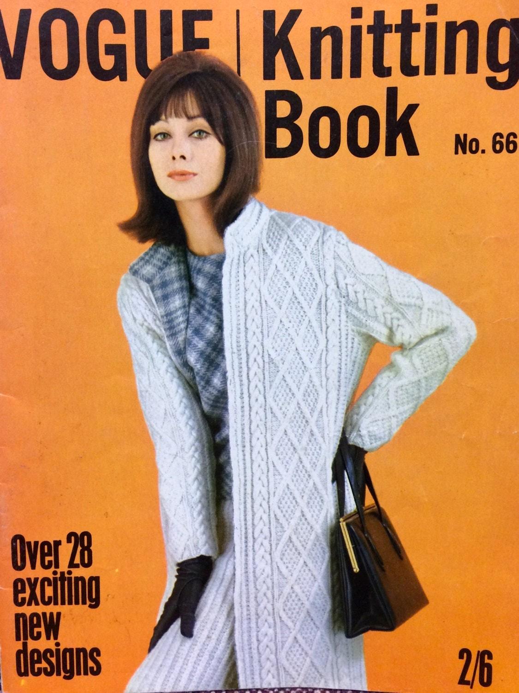 Vintage vogue knitting book magazine no 66 1965 vintage knitting vintage vogue knitting book magazine no 66 1965 vintage knitting patterns bankloansurffo Choice Image