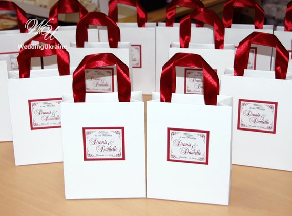 Wedding Favor Bags And Ribbons : favorite favorited like this item add it to your favorites to revisit ...