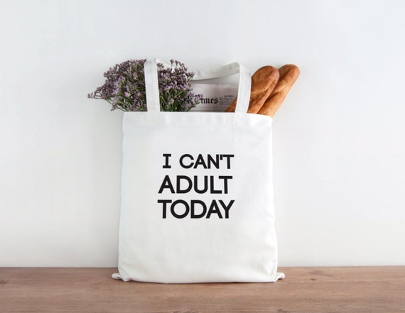 I can't Adult Today, Adulting is hard, funny gift, funny christmas gift, Christmas gift, Christmas present