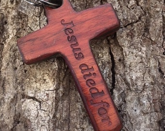 Bloodwood cross