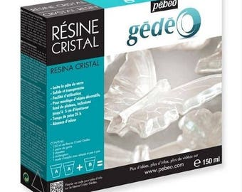 Crystal 150ml - Gedeo resin Kit