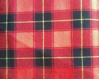 Unique maasai shuka/maasai print/picnic table cloth/ tribal fabric designs /African fabric print/cotton flannel plaid