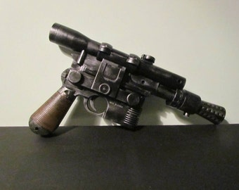 Star Wars Han Solo DL-44 Blaster Cosplay Prop