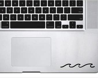 Wave Vinyl Decal | Car Decal | Window Decal | Laptop Decal