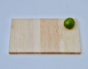 Maple Striped Cheese Board
