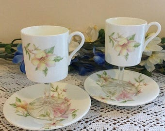 Espresso Cup Set Of Two