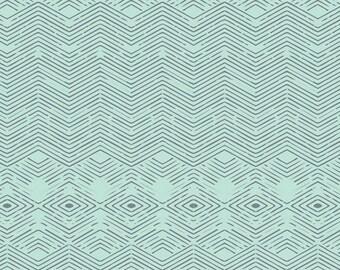 SALE!! 1 Yard Nightfall by Maureen Cracknell for Art Gallery Fabrics-77904 Labyrinthine Dawn