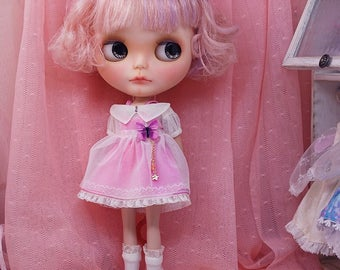 Gguo's Blythe ---- Butterfly dream (pink)