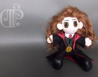 Hermione Granger Plush Doll Plushie Toy