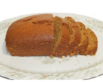 Organic Pumpkin Bread - 12 oz Loaf