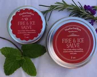 Fire & Ice Salve