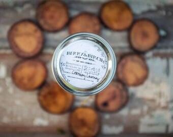8 Oz SUGARED CITRUS Soy Candle-Non-Toxic-Eco-Friendly-Renewable