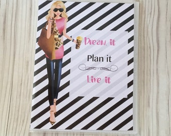 Planner girl  planner sticker book 2 planner 4x6 sticker organizer