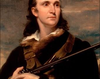 16x24 Poster; John James Audubon By John Syme 1826