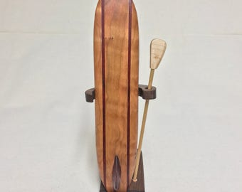 Cherry Paddle Board and stand