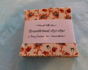 Bramblewood 1870 - 1890 Mini Charm Pack