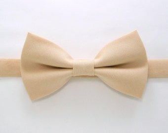Peach bow tie,Wedding bow tie ,Easter Bow Ties for Men,Toddlers ,Boys,baby