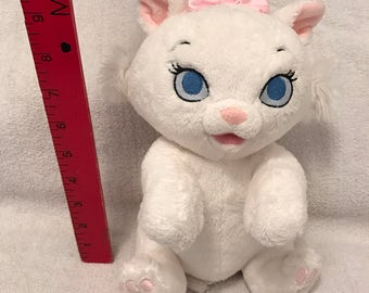 Disney's The Aristocats Marie Cat Plush Toy