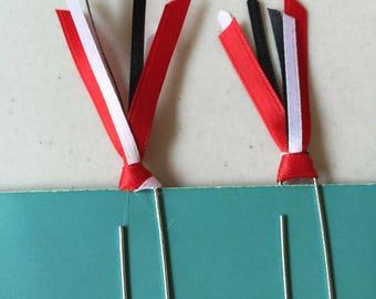 Paperclip Bookmarks   Item BM0034