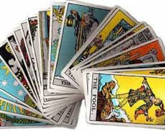 Rider Waite 3 Card Reading with PDF