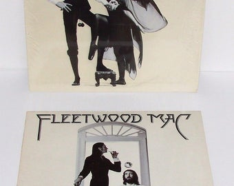 2 Fleetwood Mac Albums Rumours & Fleetwood Mac Nice Condition
