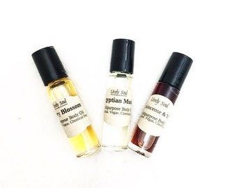 Create Your Own Chakra Essential Body Oil