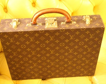 Louis Vuitton Monogramm Briefcase