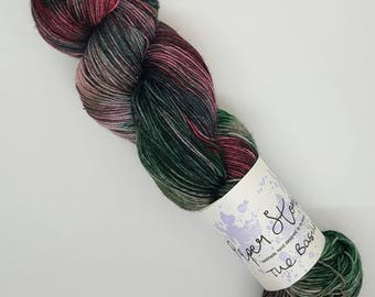 The Basilisk, Harry Potter Inspired Sock Yarn Pre-Order