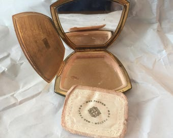 Elgin American compact mirror
