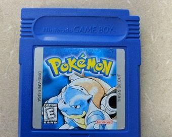 Pokemon BlueGameboy Great shape Works Great