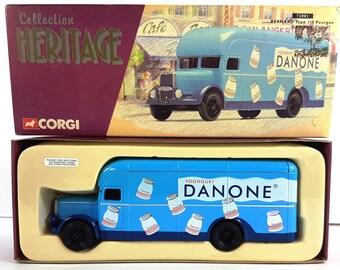 "Heritage Collection Corgi Classics ""Danone"" Bernard Type 110 Fourgon"
