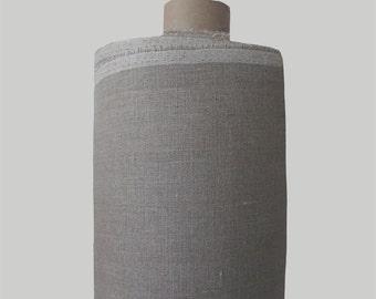 Natural Linen Fabric 100% Linen