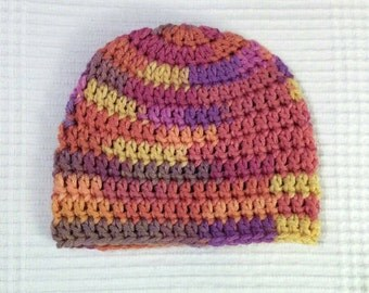 Baby Multi color beanie