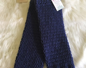 Blue Leg Warmers, Navy Blue Leg Warmers, Crochet Leg Warmers, Crochet Leggings, Dance Leg Warmers, Dance Leggings, Dance Accessories