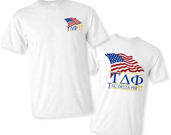 Tau Delta Phi Patriot Limited Edition Tee