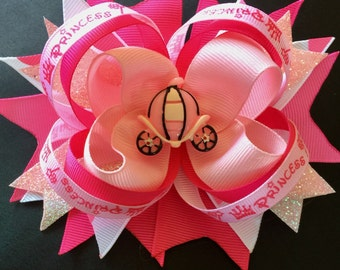 PrincessStacked Boutique Hair Bow