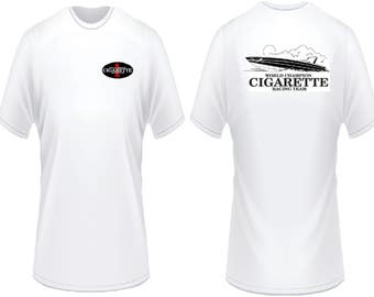 Cigarette Boats Racing Team T-Shirt