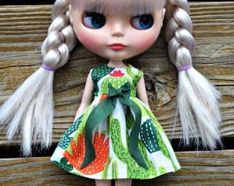 Cactus Blythe Dress